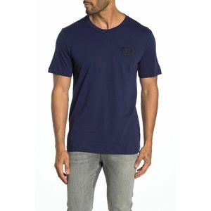 True Religion Men's Horseshoe Logo Tee T-Shirt